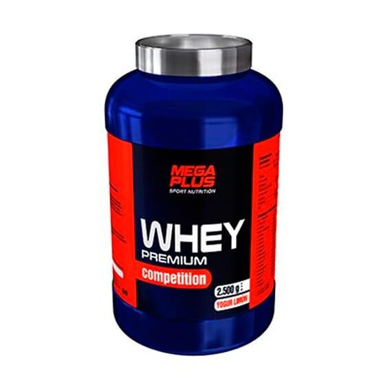 Whey Premium Competition 2.5 Kg da Mega Plus