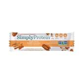 Barra Mel de Maple com Noz Pecan 40g da Simply Protein