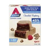 Bar Lower Carb 45% 5 x 30g da Atkins