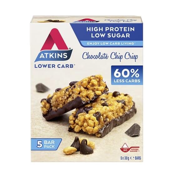 Bar Lower Carb 60% 5 x 30g da Atkins