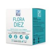 Flora Diez 30 VCaps de DRKU