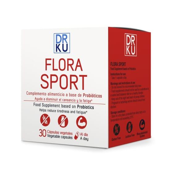 Flora Sport 30 VCaps de DRKU