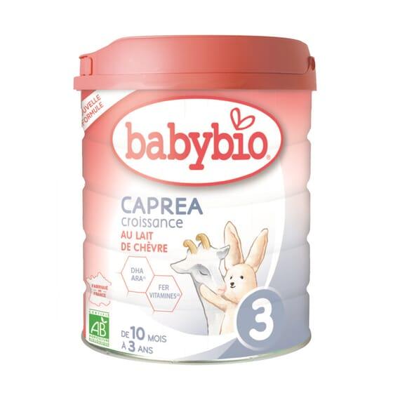 Babybio Caprea Croissance 3 800g de Babybio