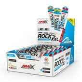 Rocks Gel XXL Cafeína 24 x 65g da Amix Performance