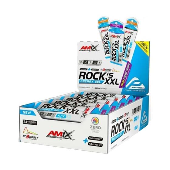 Rock's Gel XXL 24 x 65g da Amix Performance