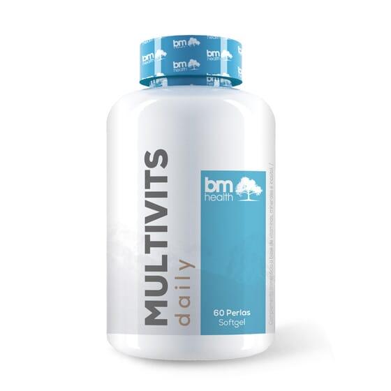 Multivits 60 Pérolas da BM Health