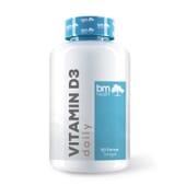 Vitamin D3 60 Pérolas da BM Health