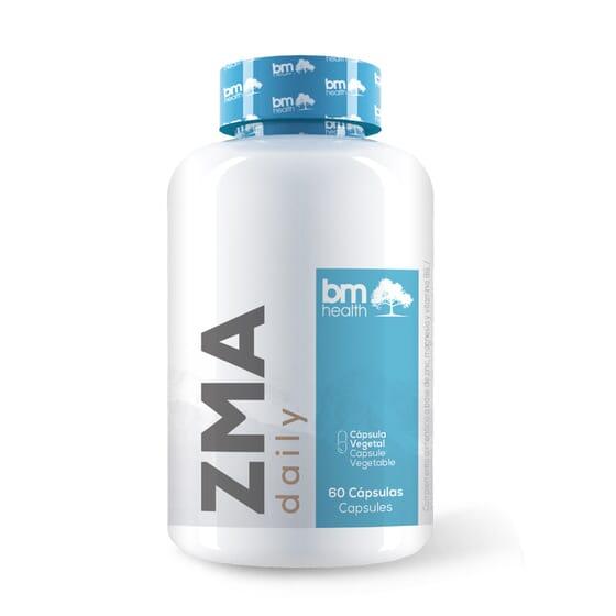 ZMA 60 VCaps de BM Health