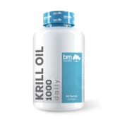 Krill Oil 1000 60 Pérolas da BM Health