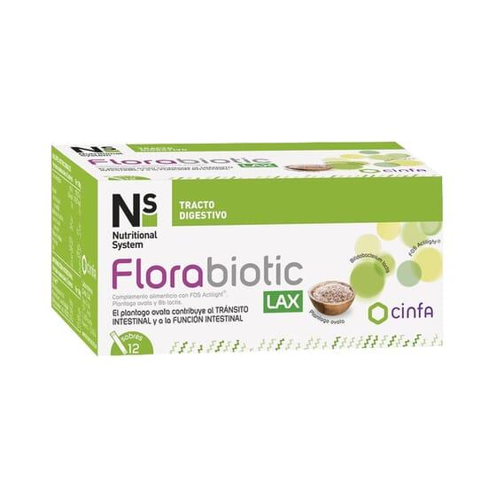 NS Florabiotic Lax 5g 12 Saquetas da Ns