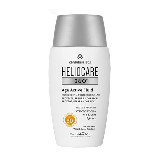 Heliocare 360 Age Active Fluid SPF50 50 ml da Heliocare
