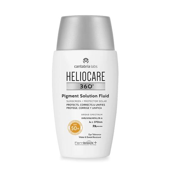 Heliocare 360 Pigment Solution Fluid SPF50+ 50 ml da Heliocare