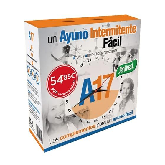 A17 Pack Jejum Intermitente  da Santiveri