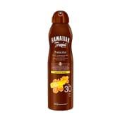 Protective Brume Huile Sèche Noix de Coco et Mangue SPF30 180 ml de Hawaiian Tropic