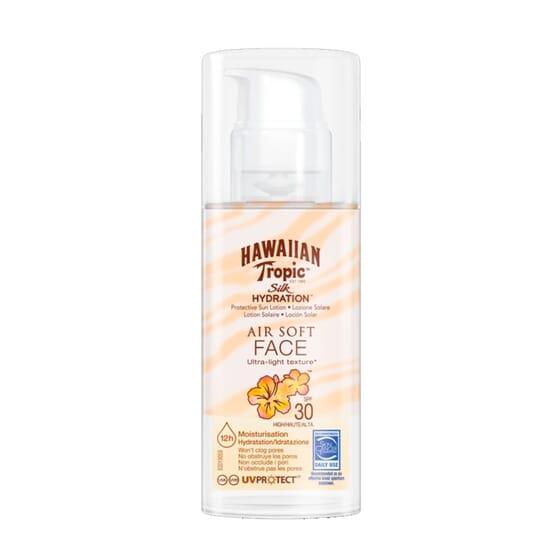 Silk Hydration Air Soft Face SPF30 50 ml da Hawaiian Tropic