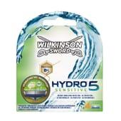 Wilkinson Sword Hydro 5 Sensitive 4 Unds da Wilkinson