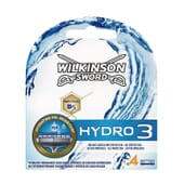 Wilkinson Sword Hydro 3 4 Unds da Wilkinson
