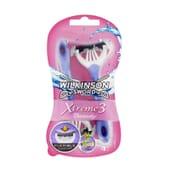 Wilkinson Sword Xtreme 3 Beauty 4 Unds da Wilkinson