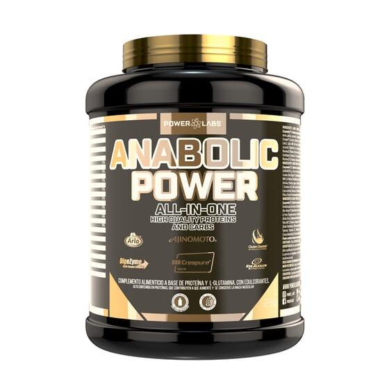 Anabolic Power 2000g da Power Labs