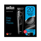 Braun Beard Trimmer 3 BT 3222  da Braun