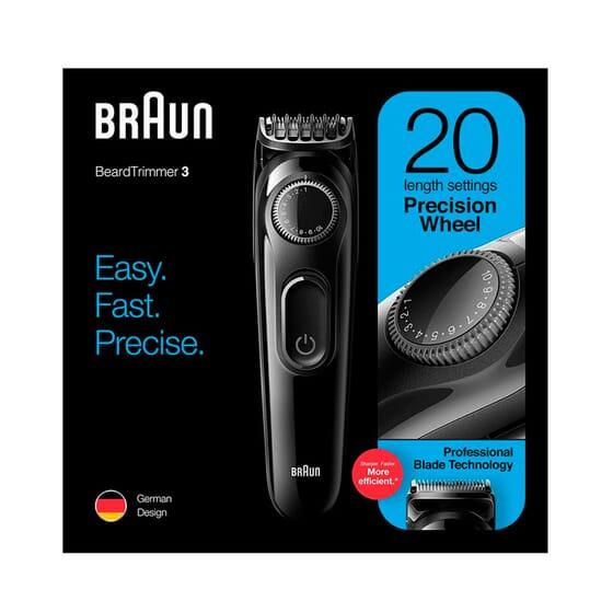 Braun Beard Trimmer 3 BT 3222  da Braun