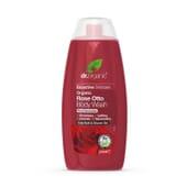 Gel de Banho Extrato de Rosa Orgânica 50 ml da Dr Organic