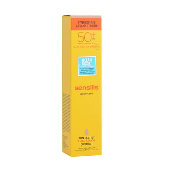 Sun Secret Fluid SPF50+ 50 ml da Sensilis