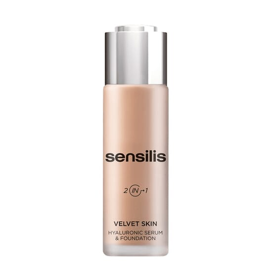 Velvet Skin Corretor Longa Duração 05 Sand 30 ml da Sensilis