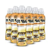 Raw Laranja Manga Bio 12 x 400 ml da Raw Superdrink