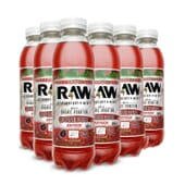Raw Fresa Menta Bio 12 x 400 ml da Raw Superdrink