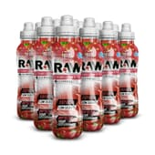 Raw Fresa Menta Bio 400 ml 12 Unds da Raw Superdrink
