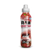 Raw Morango Menta Bio 400 ml da Raw Superdrink