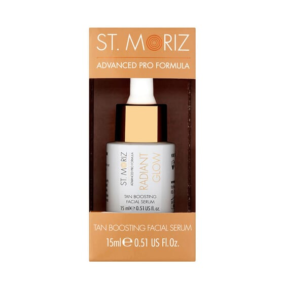 Sérum Facial Bronzeador 15 ml da ST Moriz