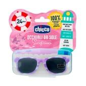 Óculos De Sol 24M + Menina  da Chicco