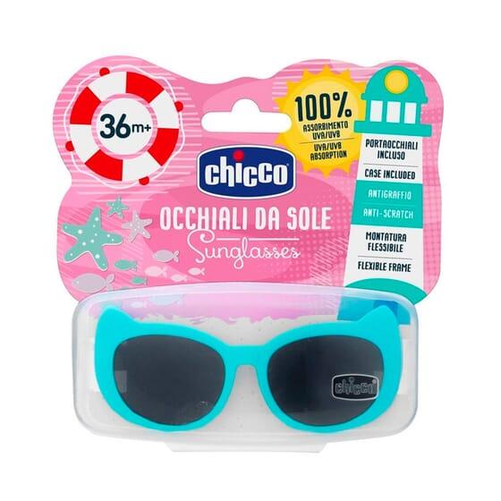 Óculos De Sol 36M + Menina  da Chicco