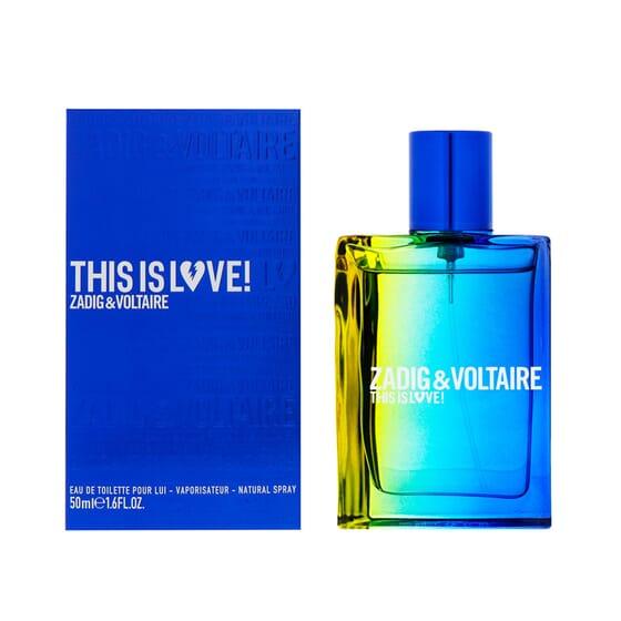 This Is Love! Pour Lui 50 ml da Zadig & Voltaire