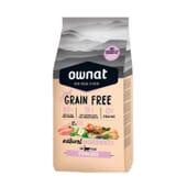 Just Grain Free Ração Gato Esterilizado 8 Kg da Ownat