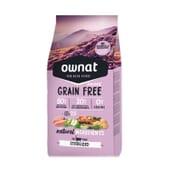 Prime Grain Free Pienso Gato Esterilizado 8 Kg de Ownat