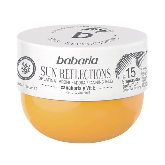 Sun Reflections Gelatina Bronzeadora SPF15 300 ml da Babaria