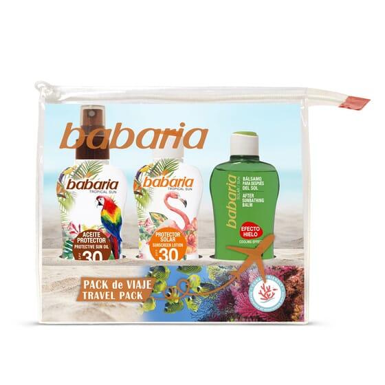 Tropicana Pack De Viagem  da Babaria