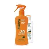 Spray Protector Solar SPF30 + Bálsamo Aloe Grátis 300 ml da Babaria