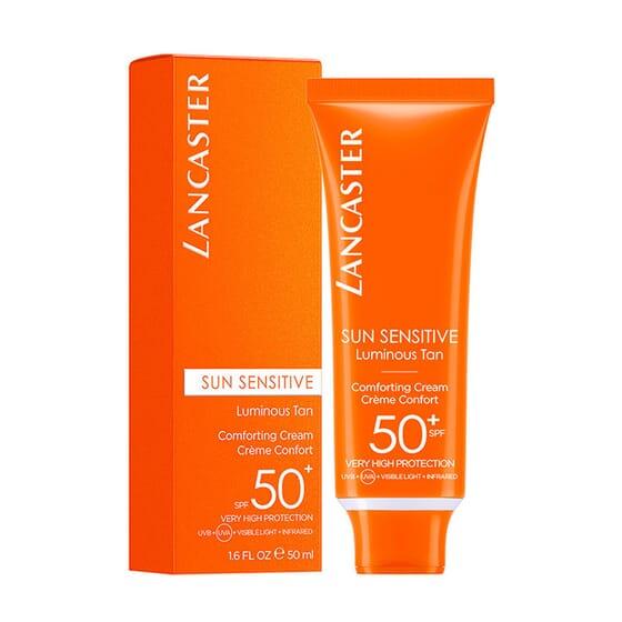 Sun Sensitive Delicate Comforting Cream SPF50+ 50 ml da Lancaster