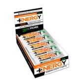 Energy Cocco e Datteri 40g 18 Barrette di Bemore Nutrition