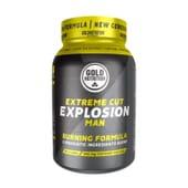 Extreme Cut Explosion Man 90 VCaps de Gold Nutrition