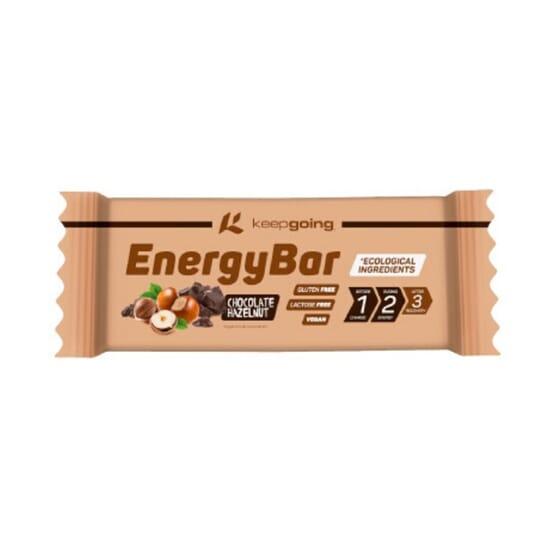 Energy Bar 40g 24 Barritas de Keepgoing