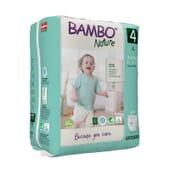 Fralda Tamanho 4 L 7-14 Kg 20 Unds da Bambo