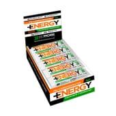 Energy Arachidi e Spirulina 40g 18 Barrette di Bemore Nutrition