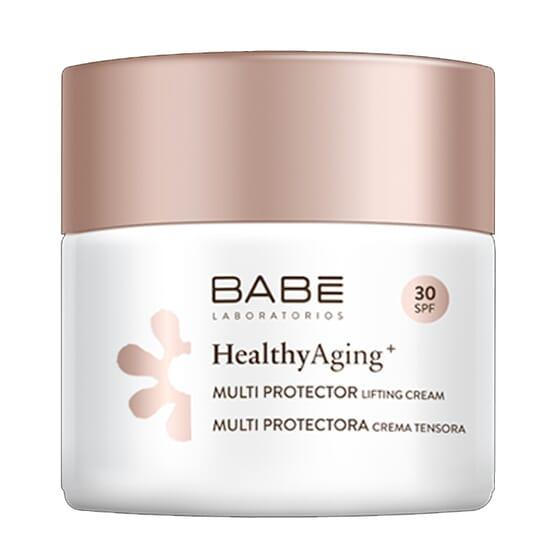 Healthy Aging Multi Protetor Creme Tensor 50 ml da BABÉ