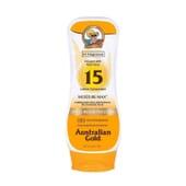 Sunscreen SPF15 Lotion 237 ml da Australian Gold
