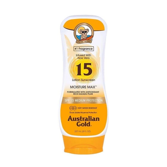 Sunscreen SPF15 Lotion 237 ml da Australian Gold